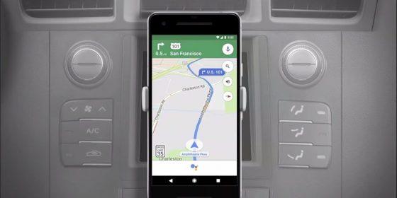 Un Google Assistant enfocado a la conducción se integrará en breve en Google Maps