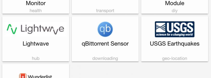 Home Assistant se actualiza a la versión 0.84, ¡la última del año!