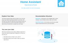 Home Assistant lanza para Hass.io el Data Science Portal, el analizador de datos