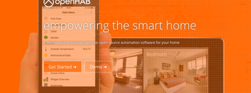 OpenHab 2.4.0 publicada