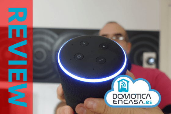 Amazon Echo Plus: Review y opinión