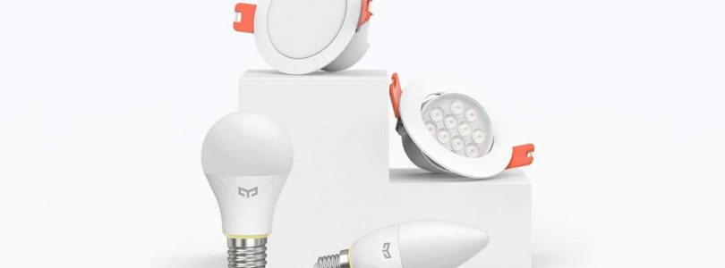 Yeelight cambia a Bluetooth Mesh en su nueva remesa de productos