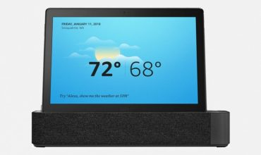 Lenovo desvela su nuevo altavoz inteligente y es muy similar al Echo Show