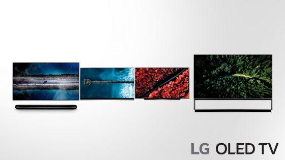 LG desvela sus Smart TV con Alexa antes del CES 2019
