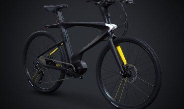 Se presenta la primera bicicleta con Alexa en el CES 2019