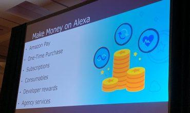 Amazon simplifica el proceso de monetización de los Skills de Alexa