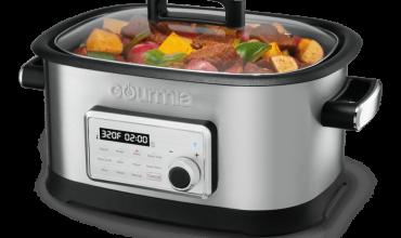 Gourmia desvela un robot inteligente de cocina compatible con Alexa y Google Assistant