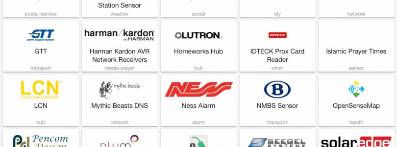 Home Assistant se actualiza a la versión 0.85 con muchas plataformas nuevas