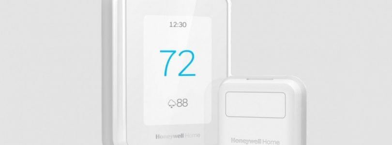 Honeywell presenta sus termostatos Home T9 y T10 Pro con soporte para Alexa y Google Assistant