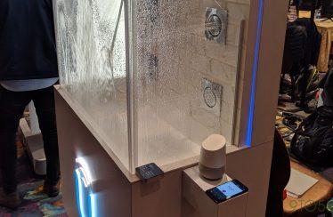 El sistema Moen hará nuestra ducha un sistema inteligente