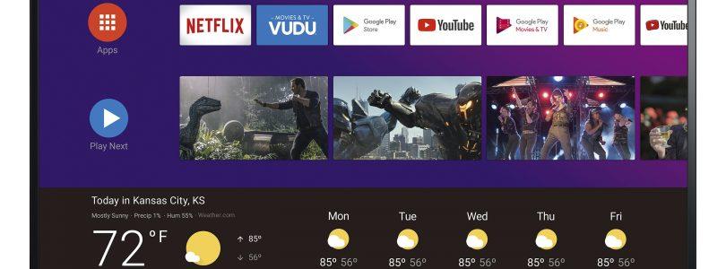Smart TV de Philips con 4K y Android listas para el CES 2019