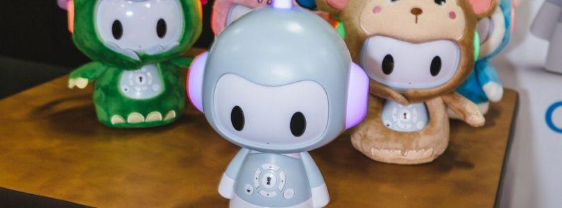 Codi bot, el robot que acompaña a los pequeños y les inculca buenos hábitos