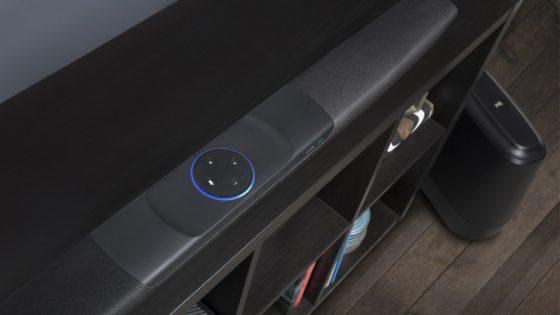 La barra de sonido Polk Command se convierte en la primera con soporte multi habitación de Alexa