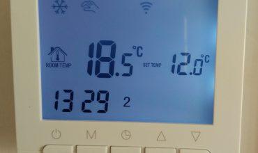 Home Assistant #27: Integrando termostato BeOK, Fluoreon y Decdeal