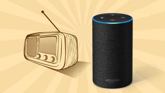 Alexa se actualiza con más de 300 emisoras de radio en la India