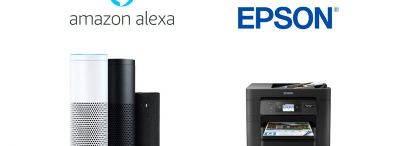 Epson amplía el abanico de asistentes en sus productos activados por voz