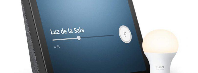 Amazon presenta en España el Echo Show, su central de control con pantalla de 10 pulgadas
