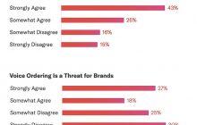Las marcas en Estados Unidos consideran que las ventas por la voz son una buena oportunidad de negocio