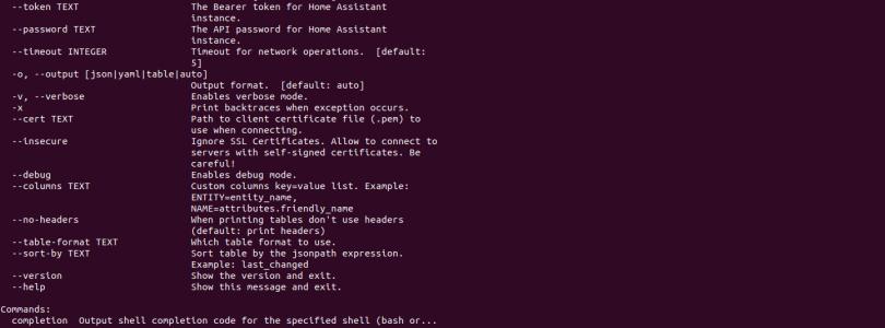 Home Assistant presenta el cliente de consola hass-cli para interactuar sin abrir la web