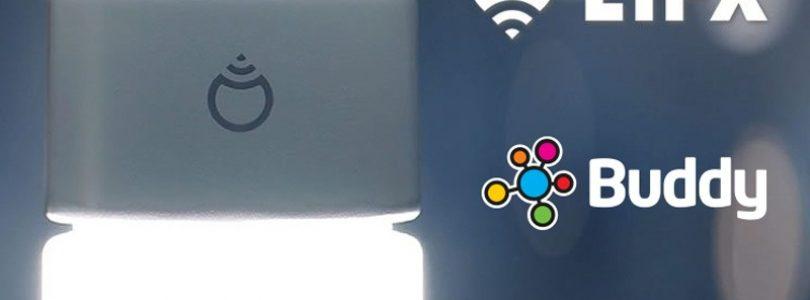 La empresa Buddy compra la empresa de iluminación inteligente LiFX