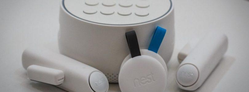Google Assistant ya puede armar el sistema Nest Secure