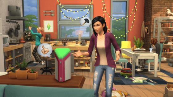 Los Sims 4 reciben integración con Alexa y tendrán un asistente virtual en el juego