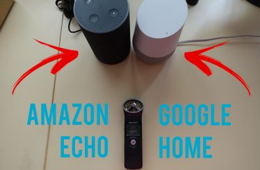 Comparativa de audio: Amazon Echo contra el Google Home