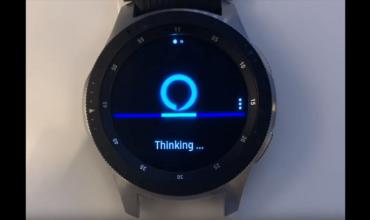Voice in a Can demuestra que el Samsung Watch puede integrar Alexa