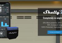 Firmware para Shelly 1 y Shelly 2.5 que los hace actuar como dispositivos HomeKit