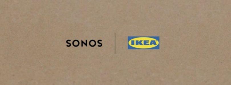 Sonos e Ikea presentarán su gama de altavoces en Abril
