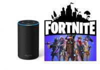 Amazon niega publicidad en los comentarios de Alexa sobre Fornite en UK