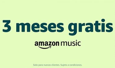 Consigue 3 meses gratis de Amazon Music gratis