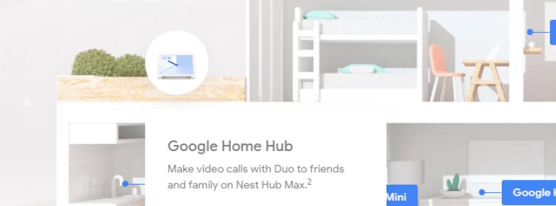 Aparecen pruebas de un Nest Hub Max, posible dispositivo con pantalla y cámara de Nest