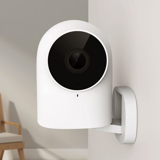 Aqara G2, la cámara de Aqara con hub Zigbee integrado