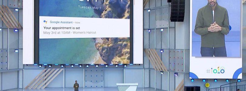 presentación google duplex
