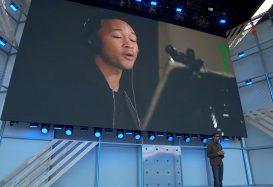 La voz de John Legend disponible en Google Assistant en Estados Unidos