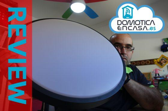 Lámpara de techo Utorch PZE-959: Review y opinión