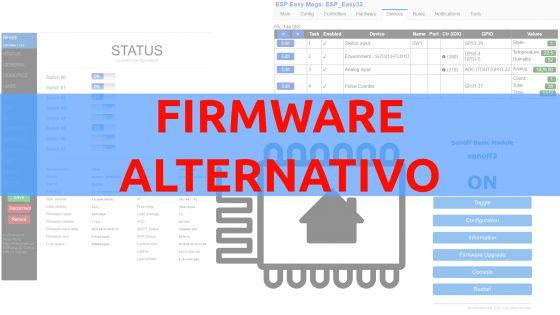 Vídeo: Os hablo de los firmware alternativos más usados: Tasmota, Espurna, Espeasy y Esphome