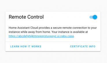Home Assistant se actualiza a la versión 0.90 con importantes cambios