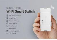 Sonoff pone en su web el Sonoff RFR3