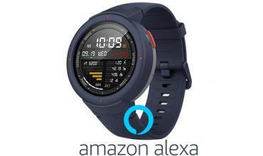 Amazfit Verge incluye Alexa en la nueva actualización