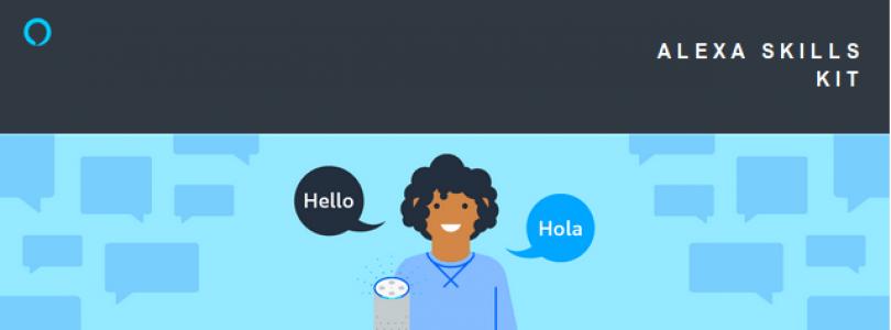 Alexa Skills Kit permite el español en Estados Unidos