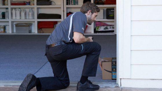 La llave Amazon permitirá a los repartidores de Amazon Prime entregar en el garaje de los clientes