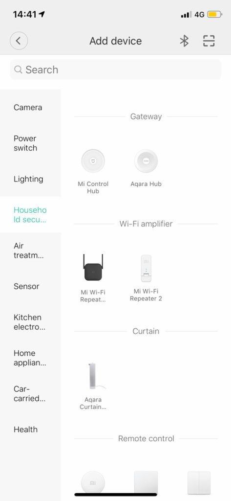 El hub Aqara con Homekit aparece en los servidores de Europa
