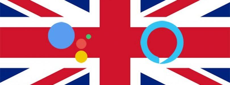 El gobierno del Reino Unido pone a disposición de sus ciudadanos información a través de Alexa y Google Assistant
