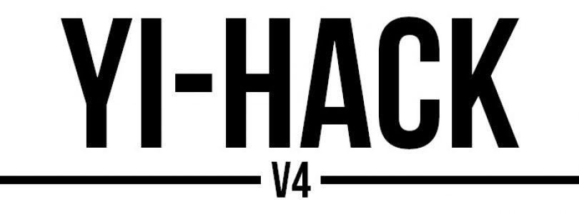 yi-hack-v4: Hack para cámaras Yi con RTSP para integrarlas en Home Assistant
