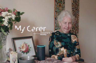 My Carer, el skill para enfermos leves de Alzheimer que les ayuda a seguir siendo independientes en UK