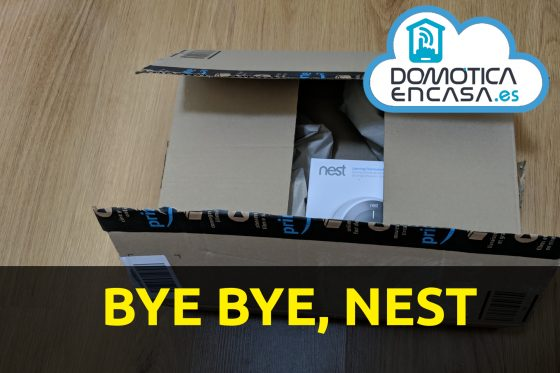 VLOG #12: Bye bye Nest!