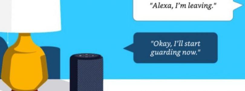Alexa Guard es activado (en Estados Unidos) para todos los usuarios