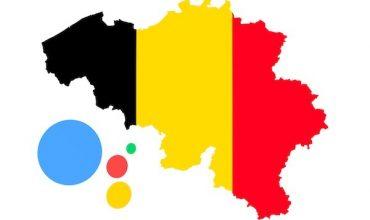 Google Assistant se activa en Bélgica